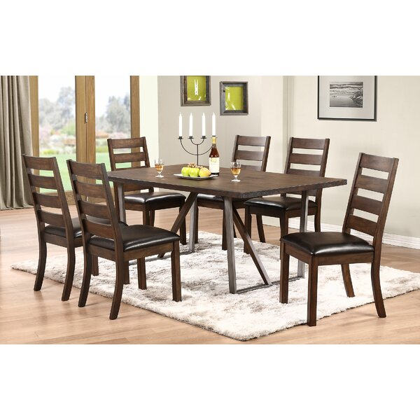 Harkness 7 Piece Dining Set by Darby Home Co