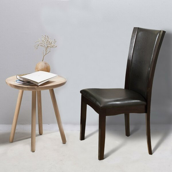 Shade Upholstered Dining Chair (Set of 2) by Orren Ellis