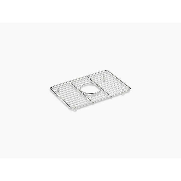 Cairn™ Small Stainless Steel Sink Rack, 9-7/16 x 14, for K-8208 by Kohler