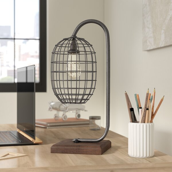 Tayna Lantern 18.88 Table Lamp by Williston Forge