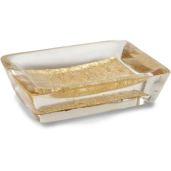 Henriksen Resin Soap Dish by Mercer41