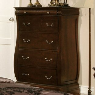 Ballyrobert Designed 5 Drawer Chest by Canora Grey