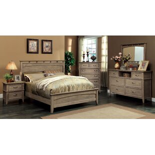 Cartwright Panel Configurable Bedroom Set By Rosecliff Heights