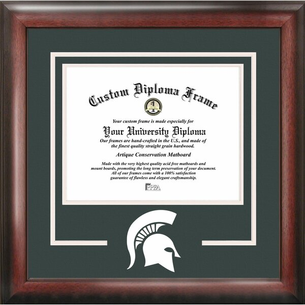 NCAA Spirit Diploma Picture Frame by Campus Images