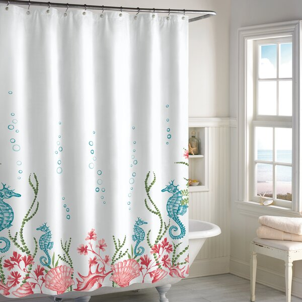 Houck Panel Shower Curtain by Highland Dunes