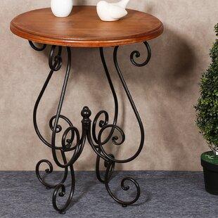 Find a Eckhardt Scroll End Table ByFleur De Lis Living