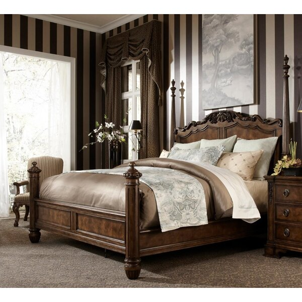 Four Poster Bed by Fine Furniture Design