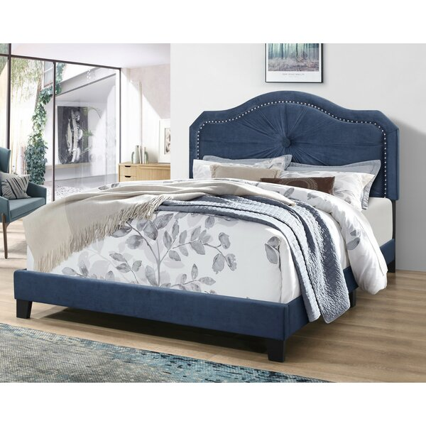 Earby Upholstered Standard Bed By House Of Hampton by House of Hampton 2020 Online