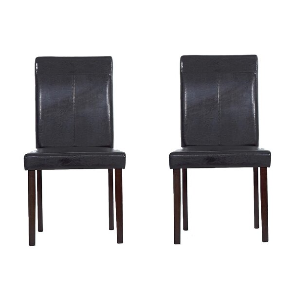Upholstered Dining Chairs (Set of 8) by Warehouse of Tiffany