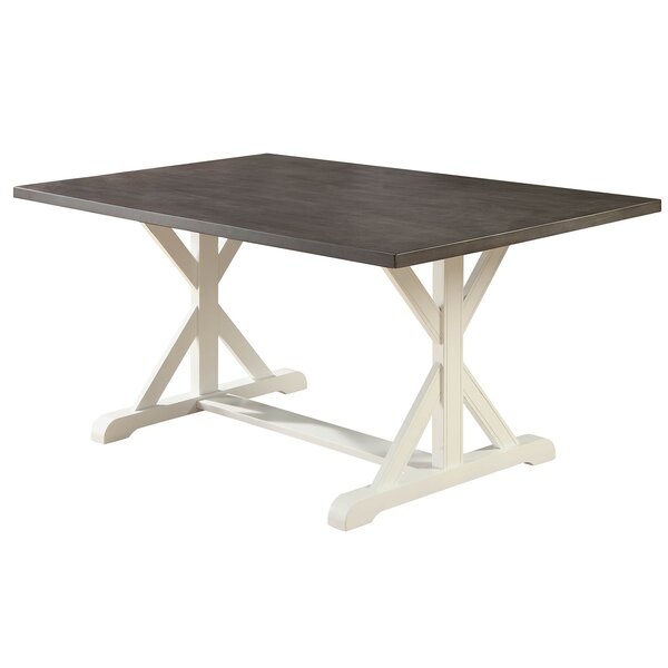 Sheron Dining Table by Gracie Oaks Gracie Oaks