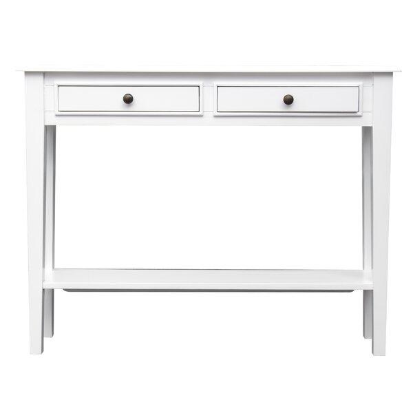 Winston Porter White Console Tables