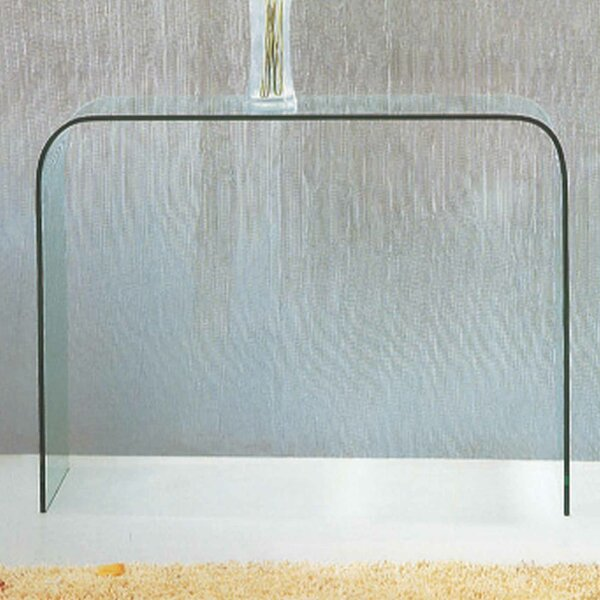 Knushevia Console Table by Orren Ellis