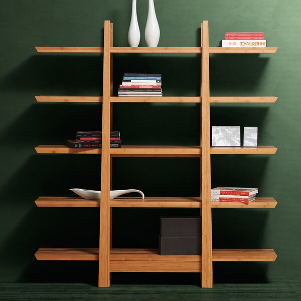 Wanda Library Bookcase By Foundry Select