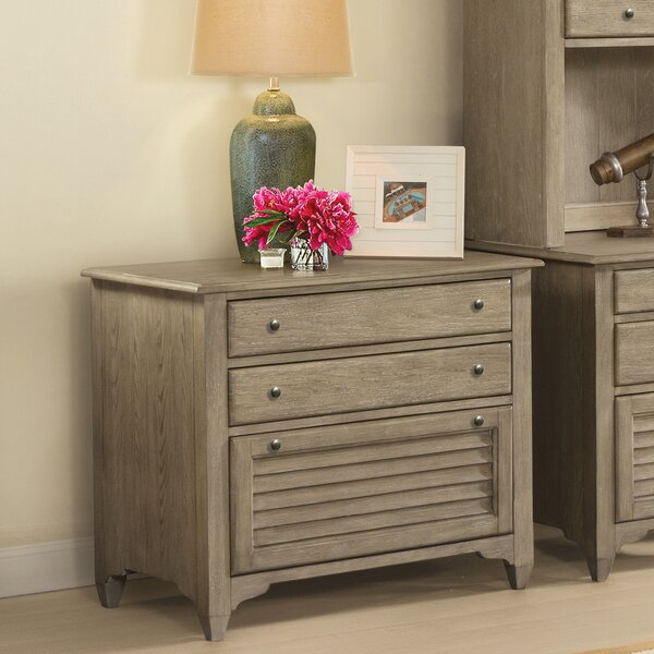Kamden 3-Drawer Lateral Filing Cabinet by Darby Home Co