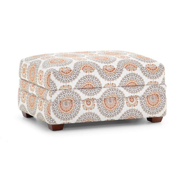 Whetzel Storage Ottoman by Charlton Home
