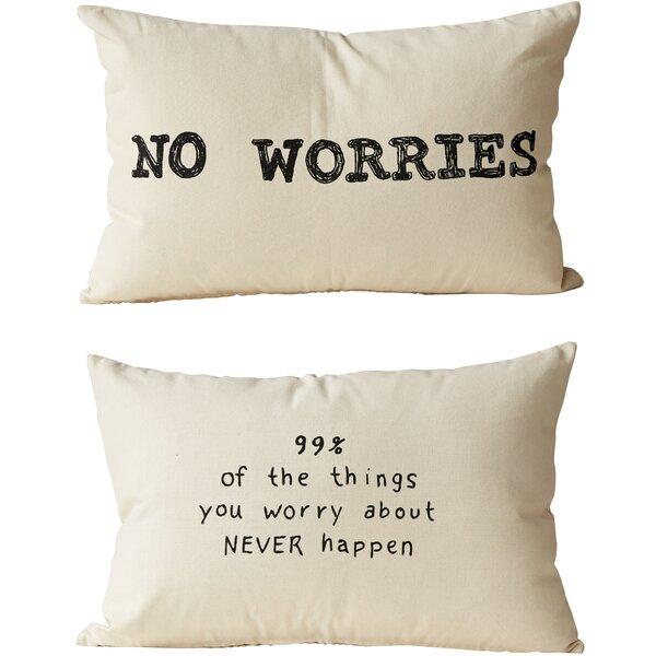 Muwidi Printed Lumbar Pillow by Winston Porter