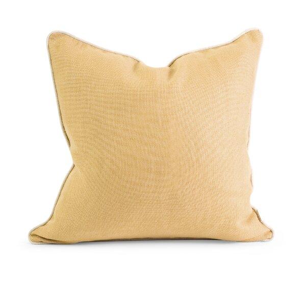 Lando Linen Throw Pillow by Winston Porter