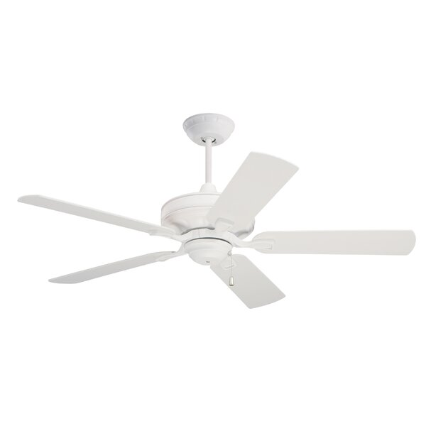 52 Middleport 5 Blade Ceiling Fan by Red Barrel Studio