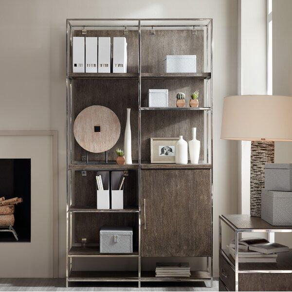 Storia Standard Bookcase By Hooker Furniture