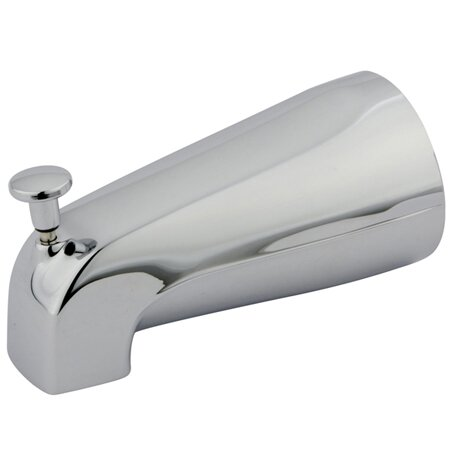 Wall Mount Tub Spout Trim Diverter by Elements of Design