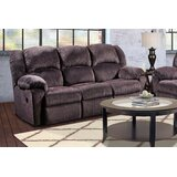 Ohearn Reclining 87 Pillow Top Arm Sofa by Red Barrel Studio®
