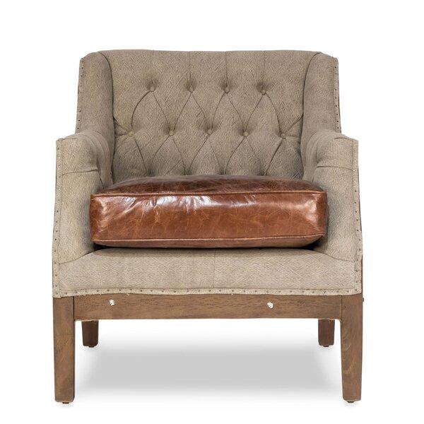 Saltz Armchair by Canora Grey Canora Grey