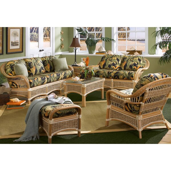 Sighbiorn 6 Piece Conservatory Living Room Set By Red Barrel Studio®
