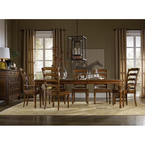 Treviso 7 Piece Dining Set by Hooker Furniture