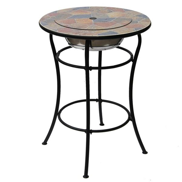 Bellview Classic Pub Dining Table by Winston Porter