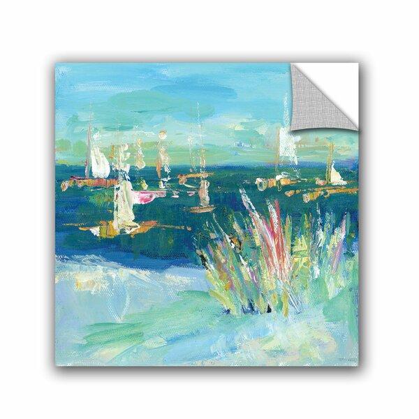Pamela J. Wingard Just the Sea I Wall Decal by ArtWall