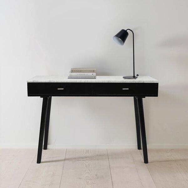 Lundon Italian Carrara Desk