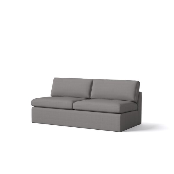 Marfa Armless Sofa by TrueModern