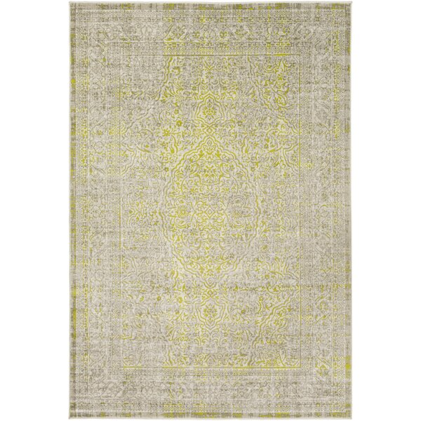 Anil Khaki Area Rug by Bungalow Rose