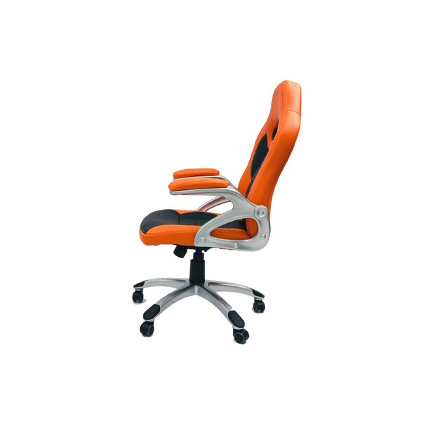 Deston Gaming Racing Style High-Back Executive Chair by Ebern Designs