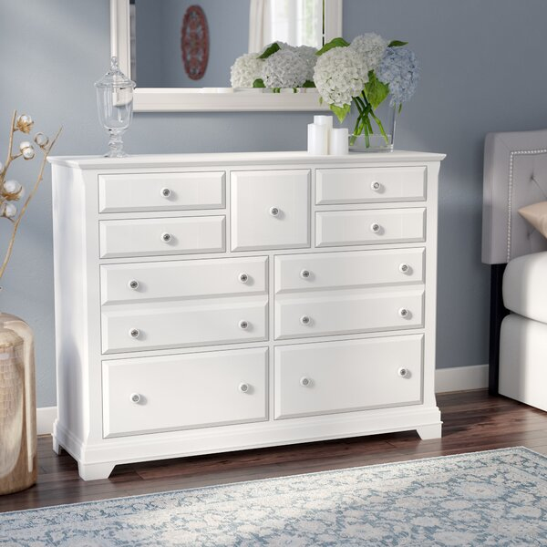 Marquardt 9 Drawer Dresser by Darby Home Co
