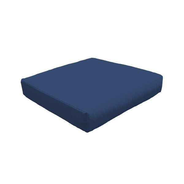 Outdoor Ottoman Cushion by TK Classics