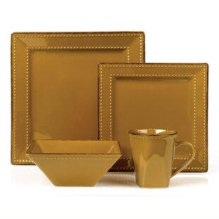 Save  sc 1 st  Wayfair & Brown Dinnerware Sets Youu0027ll Love   Wayfair