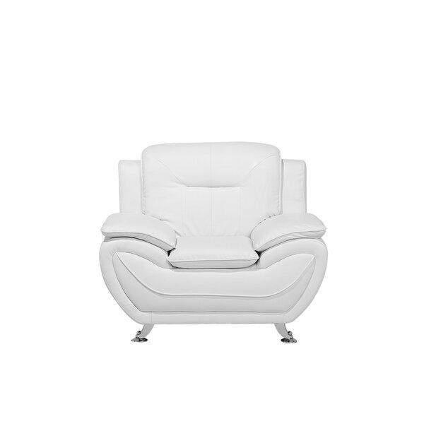 Winget Armchair by Orren Ellis