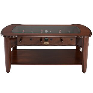 2-in-1 26.5 Foosball Coffee Table Berner Billiards