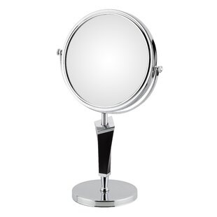 Winona Makeup/Shaving Mirror By Darby Home Co