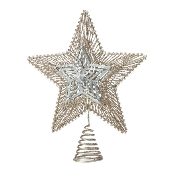 Star Tree Topper by The Holiday Aisle