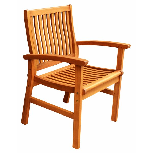 Cadsden Patio Chair By Three Posts