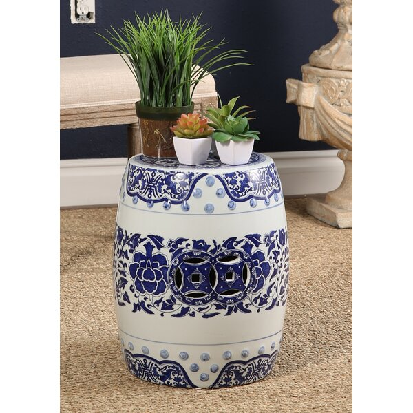 Vienna Garden Stool by Bungalow Rose