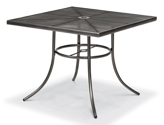 Sullivan Metal Bistro Table by Wabash Valley