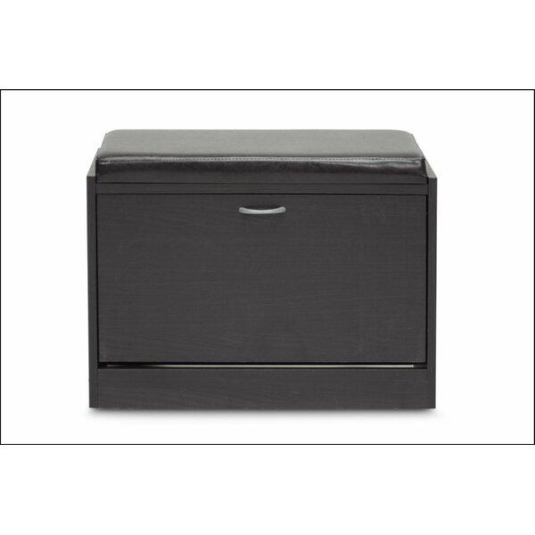 Abishake 12 Pair Shoe Storage Cabinet