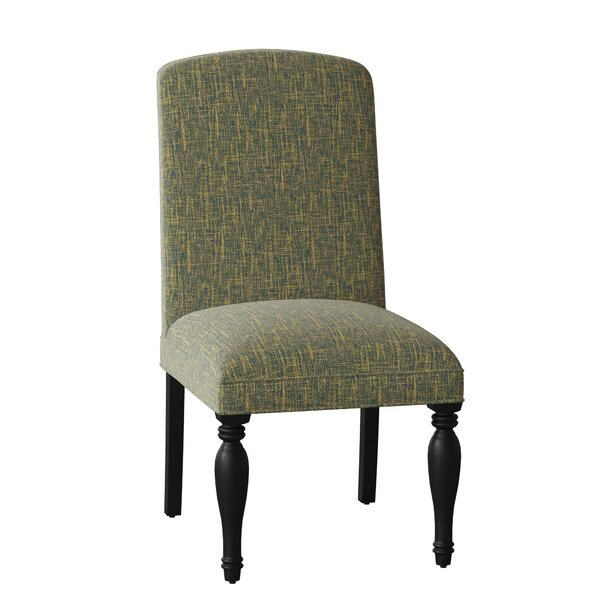 Boston Upholstered Dining Chair by Sloane Whitney Sloane Whitney