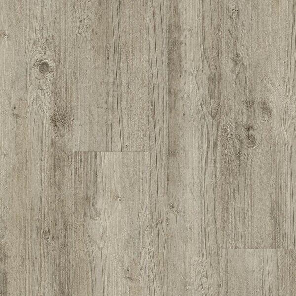 Vivero Good Glue Century 6 X 48 X 2 04mm Walnut Luxury Vinyl Plank In Weathered Gray By Armstrong Flooring.