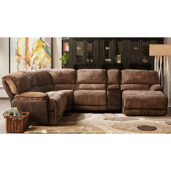 Weehawken Reclining Sectional by Latitude Run