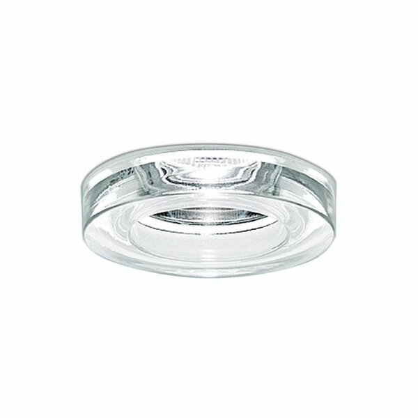 Iside 4.5 Open Recessed Trim by Leucos
