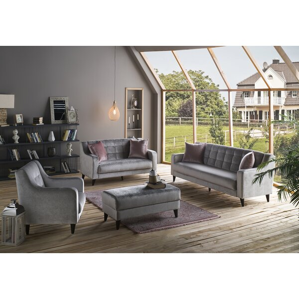 Blair Sleeper Configurable Living Room Set by Mercer41